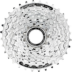 Shimano CS-HG51 Cassette 8-speed silver